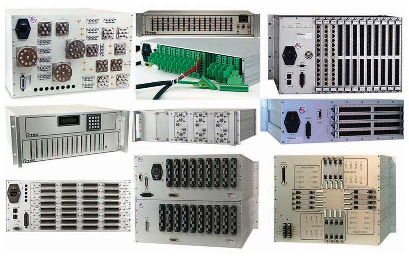 Various Cytec Switching Systems
