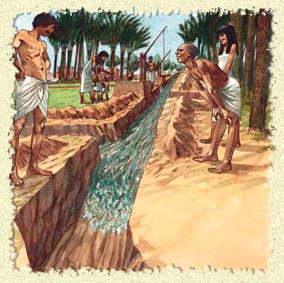 Irrigation in Ancient Egypt